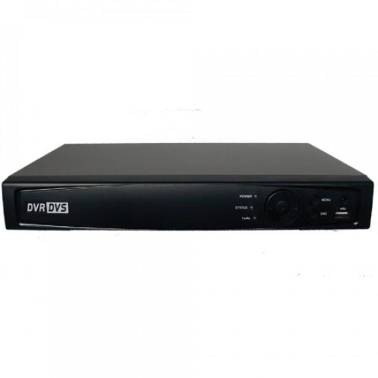 DVR HD-TVI 4 CH 1080P