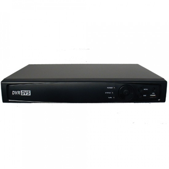 DVR HD-TVI 4 CH 1080P 1TB