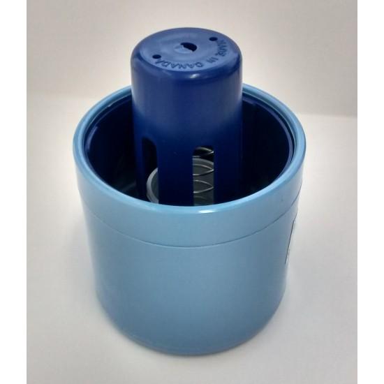 Bouchon anti-éclaboussure bleu pâle Thermo...