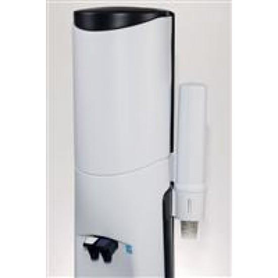 Porte-gobelet pour verre carton ou plastique blanc...