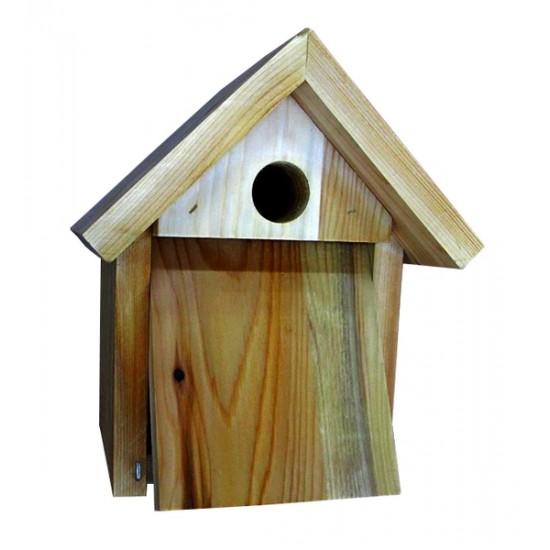 nichoir condo balcon atelier au tour du bois. Black Bedroom Furniture Sets. Home Design Ideas