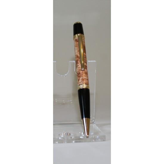 Sierra stylo loupe d'érable naturelle
