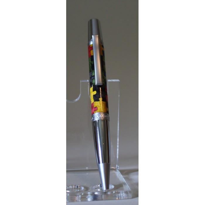 Stylos laser sierra  puzzle