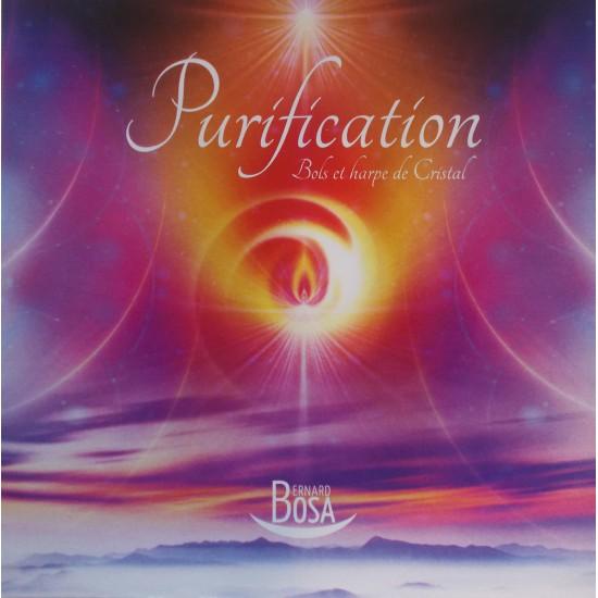 Purification - Bol et harpe de Cristal
