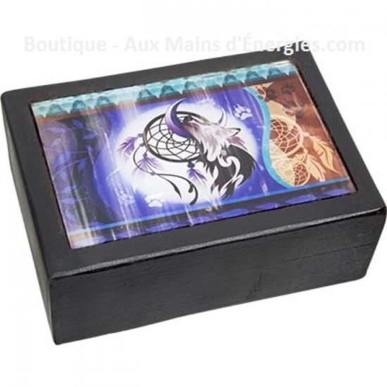 Sublimes boîtes à bijoux - impression capteur de...