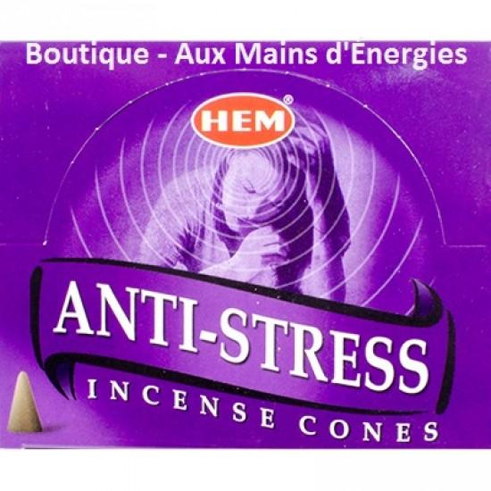 Encens HEM cône - anti-stress