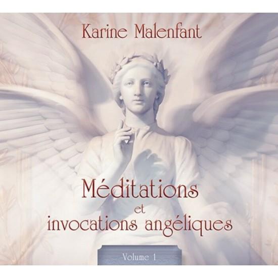 CD-MÉDITATIONS ET INVOCATIONS ANGÉLIQUES...