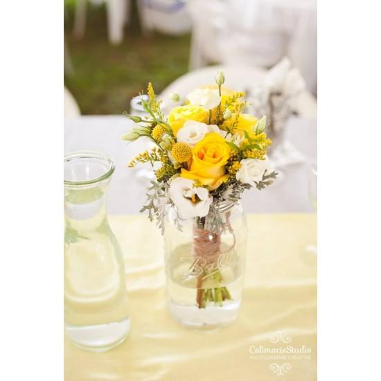 Petit bouquet jaune