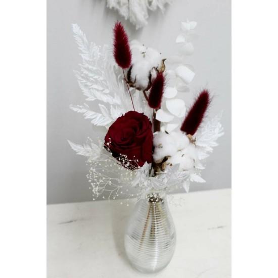 Rose éternelle - Élégante