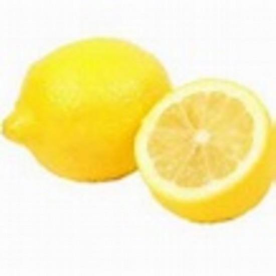 Citron jaune biologique