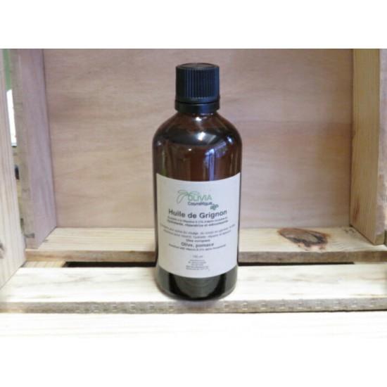 Grignon d'olive (Enrichie à la Vitamine E (1%))