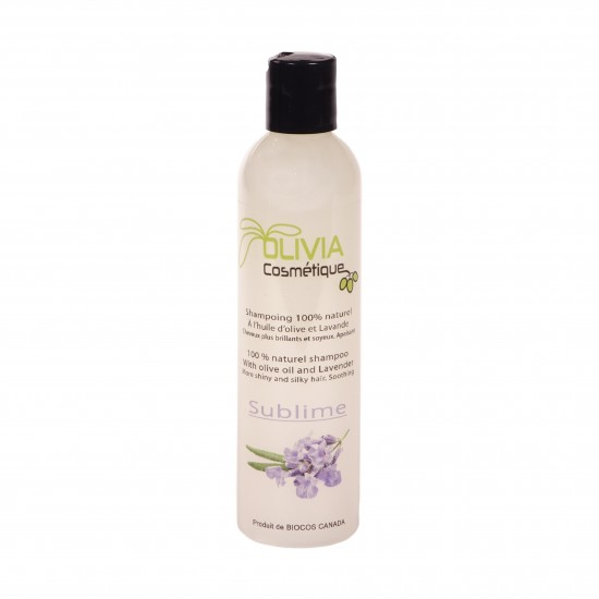 Shampoing Olivia Lavande