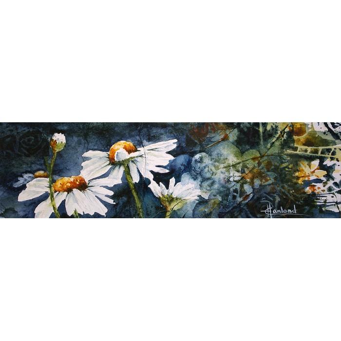 Foulard soie - Marguerites 2795849bea0