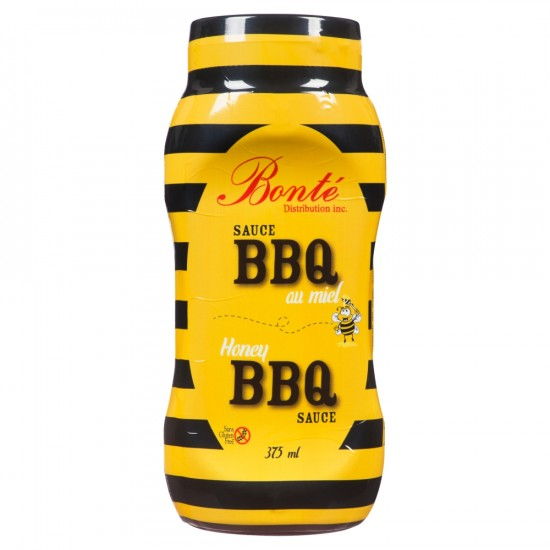 sauce BBQ au Miel
