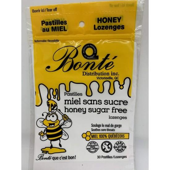 pastille au miel Sans Sucre