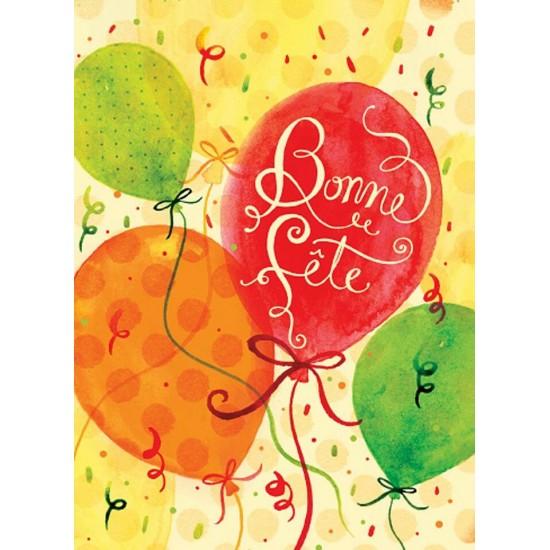 Ballons Bonne Fête