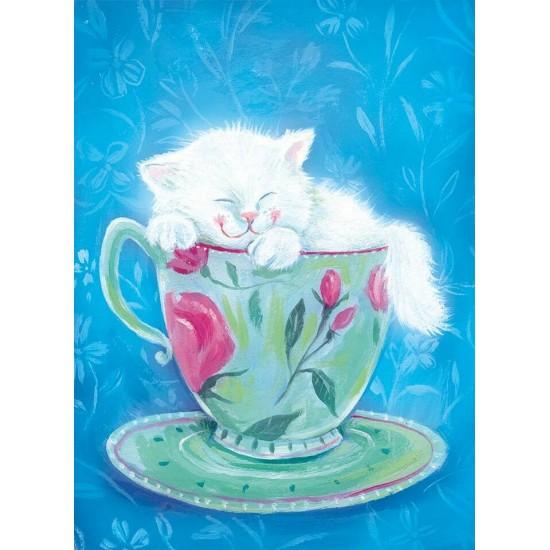 Une tasse de... chat?