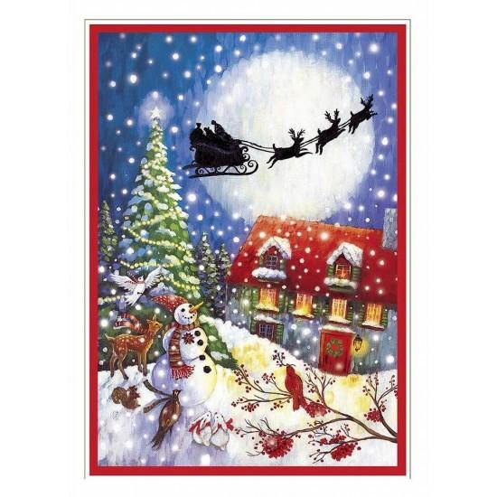 Série Noël classique #01