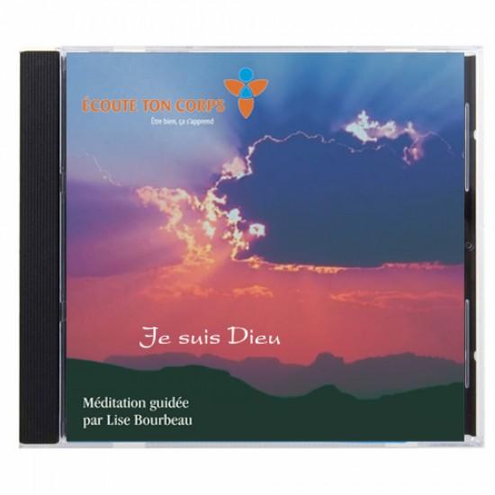 CDETC-003 Méditation ''JE SUIS DIEU''