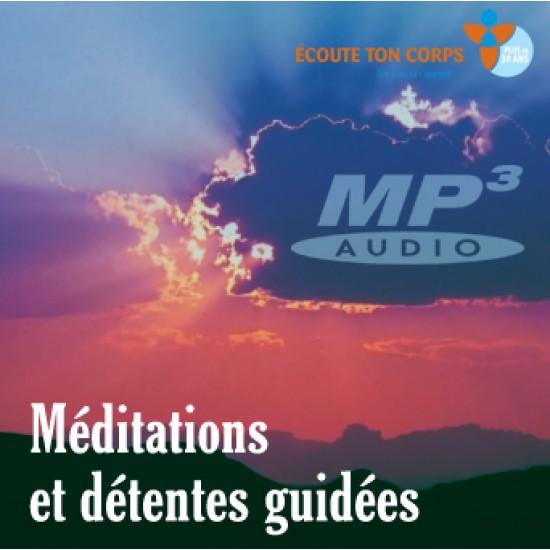 CDETC-023 Méditation guidée AIMER SANS ÊTRE...