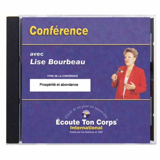 CD-016 Prospérité et abondance