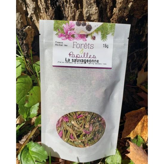 La sauvageonne (Tisane à base de thé du Labrador...