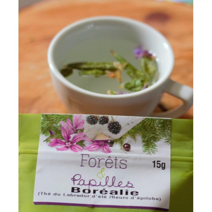 Boréalie (Tisane au thé du Labrador)