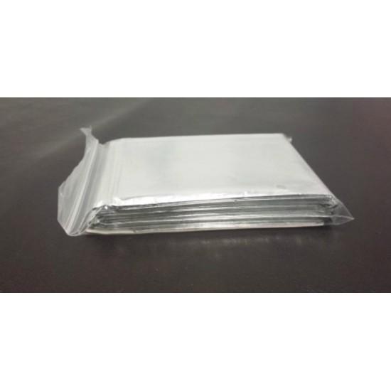 Couverture de survie en aluminium