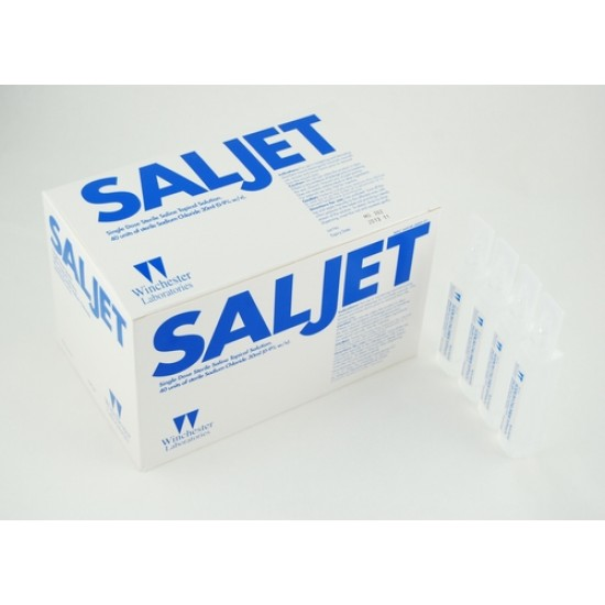 Solution Saline 0.9% NaCl stérile (30ml)