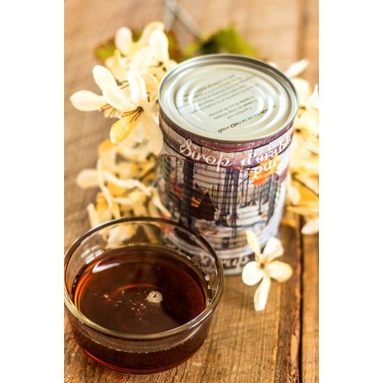 Boîte de sirop d'érable Médium  (B) 540 ml