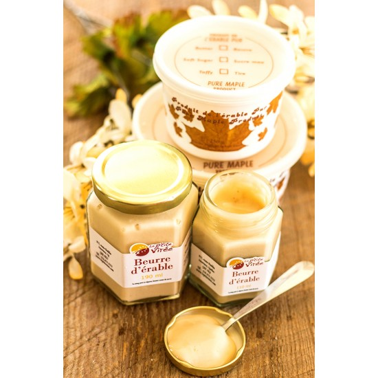 Beurre d'érable - 190 ml
