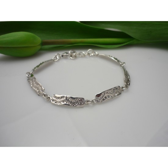 BRA11- Bracelet Oursin de Mer