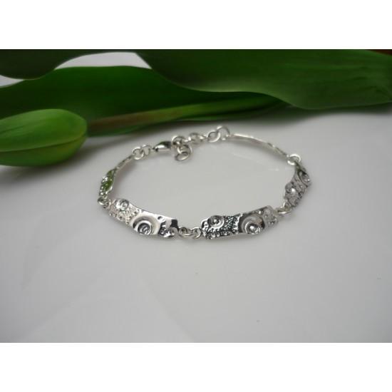 BRA17- Bracelet Oursin de Mer