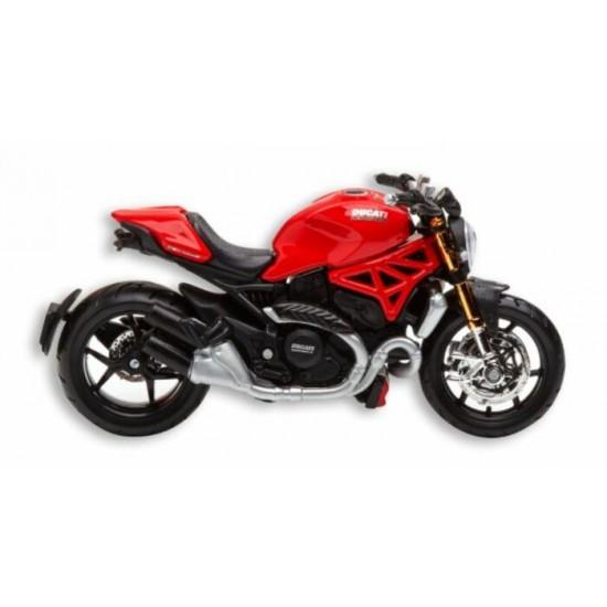 Modèle Réduit Monster 1200 s Ducati