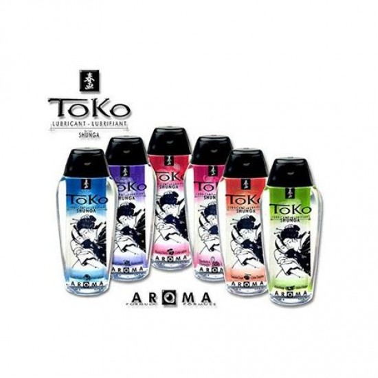 Lubrifiant Toko Aroma (saveur) base d'eau