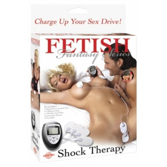 Fétish Fantasy Shock therapy (bondage)