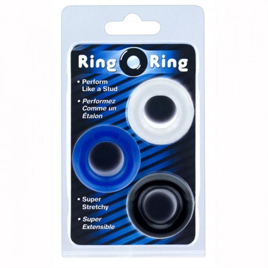 Ring-O-Ring (anneau,ring pour pénis)