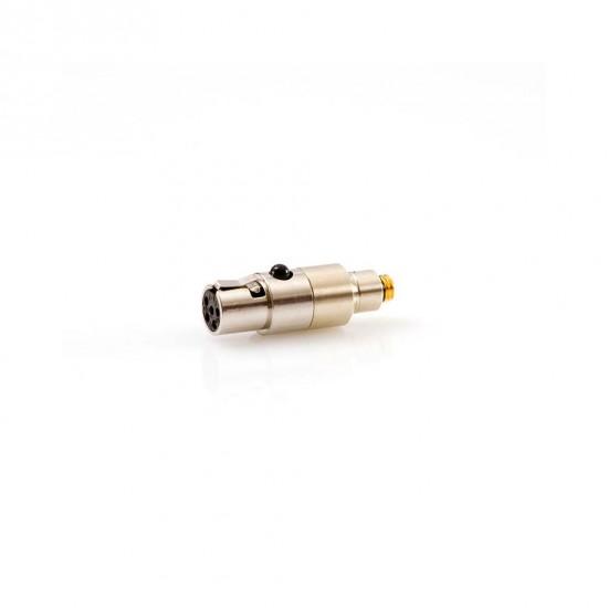Adaptateur DPA DAD6012 - MicroDot à Switchcraft...