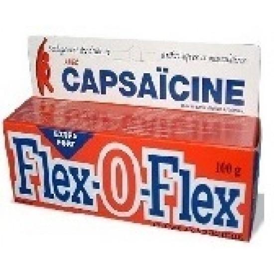 CRÈME ANALGÉSIQUE FLEX-O-FLEX (extra forte)