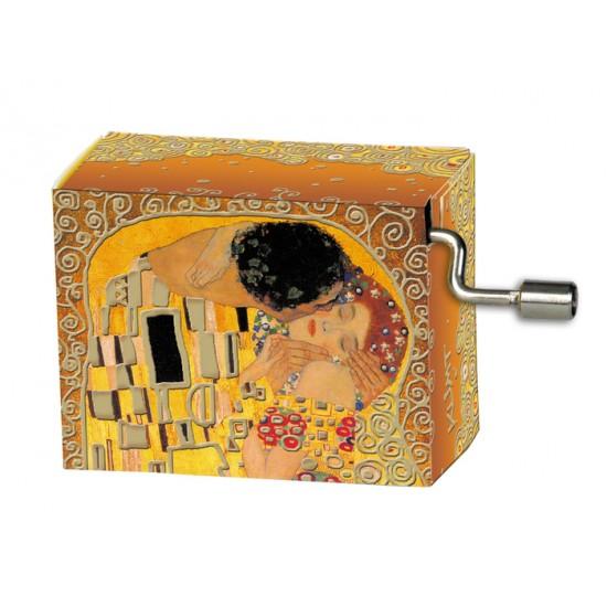 Arabesque Klimt #136 - Boîte à Musique à...