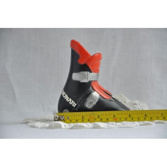 Botte de ski miniature publicitaire Munari...