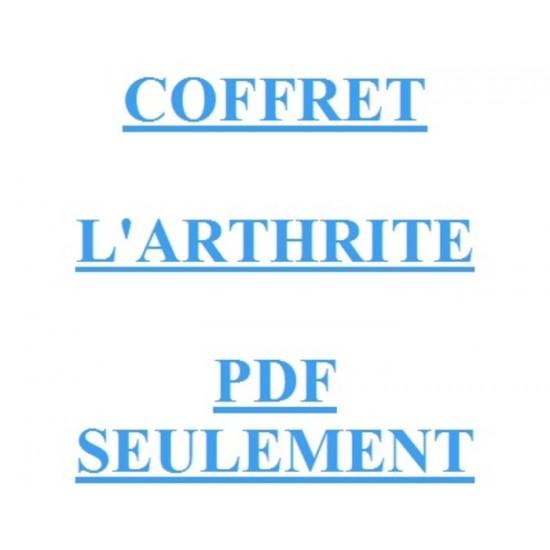 COFFRET ARTHRITE-ARTHROSE PDF SEULEMENT