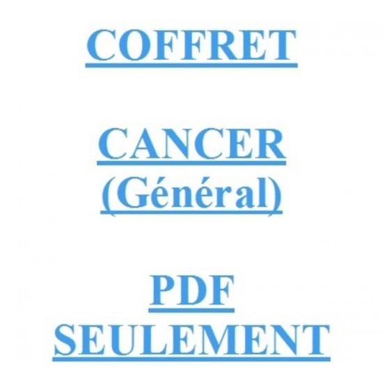 COFFRET CANCER PDF SEULEMENT