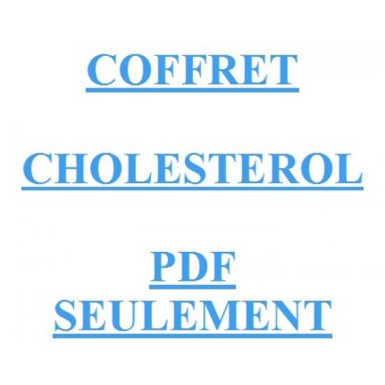 COFFRET CHOLESTÉROL PDF SEULEMENT