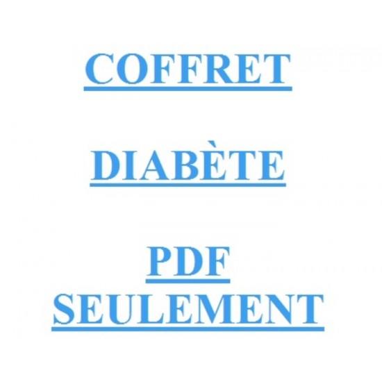 COFFRET DIABÈTE PDF SEULEMENT