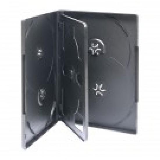 Boîtier CD/DVD 5X (Paquet de 10)