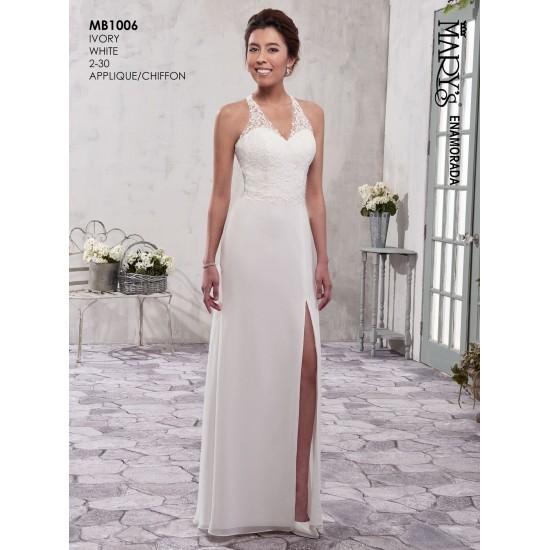 Robe de mariée blanche avec bretelles