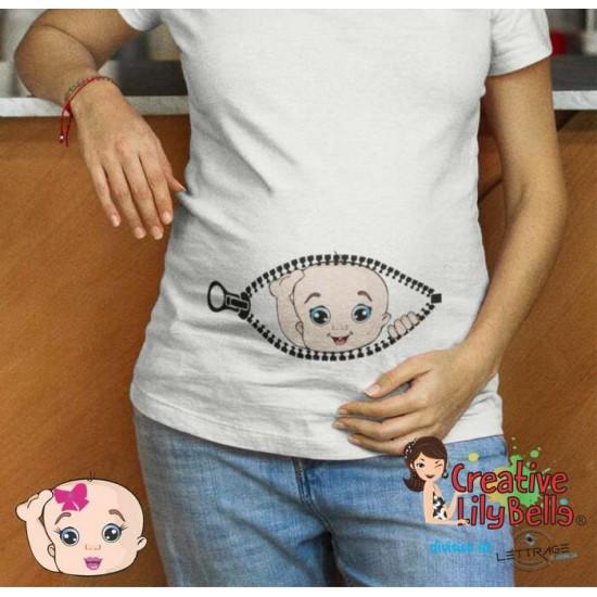 A Chandail de maternité FILLE OU GARÇON 251
