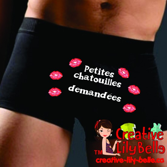 BOXER CHATOUILLES B13