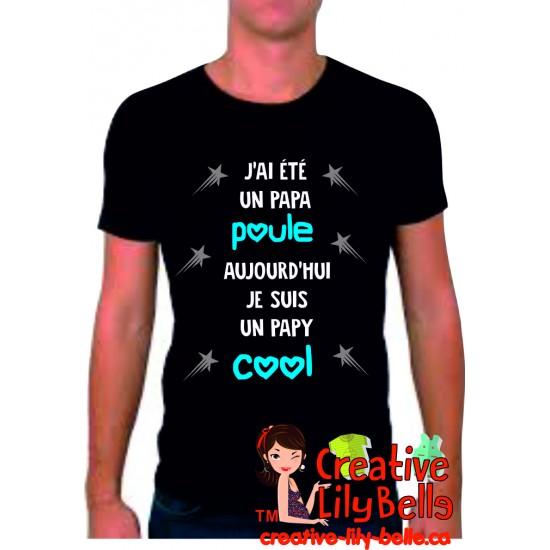 papa poule papy cool 4135